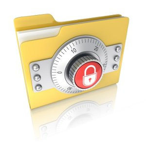 Secure backup for your files